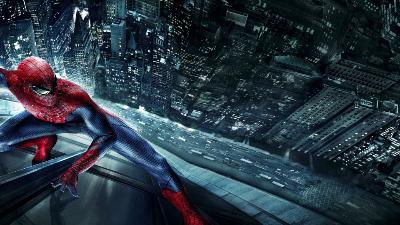 Spider-Man theme of Comics