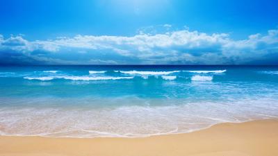 Sea beach theme of Travel